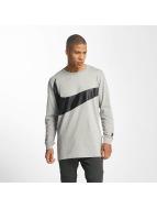 Nike Pitkähihaiset paidat NSW Hybrid harmaa