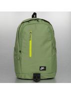 Nike Plecaki All Access Soleday zielony