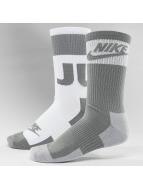 Nike Ponožky Sportswear Crew šedá