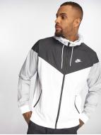 Nike Prechodné vetrovky Sportswear biela