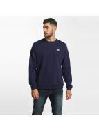 Nike Pullover Classic blau