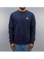 Nike Pullover NSW Fleece Club bleu