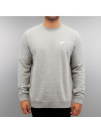 Nike Pullover NSW Fleece Club grau