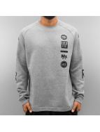 Nike Pullover Air Totem Fleece grau