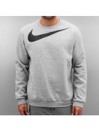 Nike Pullover NSW Fleece MX grau