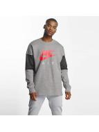Nike Pullover Air grau