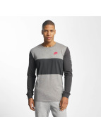 Nike Pullover Air NSW grau