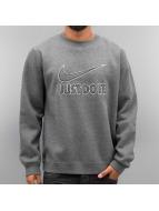 Nike Pullover NSW GX SWSH gris