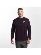Nike Pullover Advance 15 purple