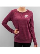 Nike Pullover Gym Vintage rouge
