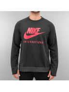 Nike Pullover International schwarz