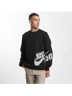 Nike Pullover GX Fleece schwarz
