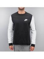 Nike Pulóvre Sportswear Advance 15 èierna