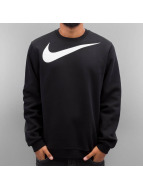 Nike Pulóvre NSW Fleece MX èierna