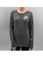 Nike Pulóvre Gym Vintage šedá