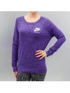 Nike Puserot Gym Vintage purpuranpunainen
