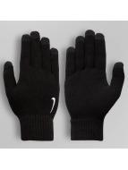 Nike Rękawiczki Knitted Tech czarny