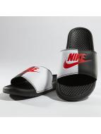 Nike Sandali Benassi JDI nero