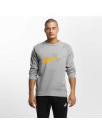 Nike SB Пуловер Icon серый