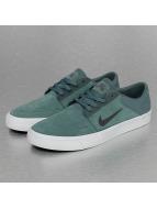 Nike SB Сникеры Portmore серый