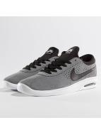 Nike SB Сникеры Air Max Bruin Vapor Skateboarding серый