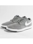 Nike SB Сникеры Fokus Skateboarding серый