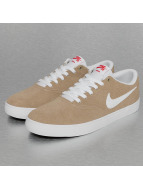 Nike SB Сникеры Check Solarsoft Skateboarding хаки