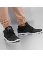 Nike SB Сникеры Stefan Janoski Max Mid черный