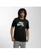 Nike SB Футболка SB Logo черный