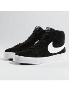 Nike SB Baskets SB Zoom Blazer Mid Skateboarding noir