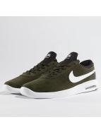 Nike SB Air Max Bruin Vapor Skateboarding Sneakers Sequoia/White/Golden Beige/Black