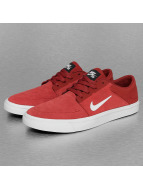 Nike SB Baskets SB Portmore rouge