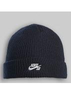 Nike SB Beanie Fisherman blauw