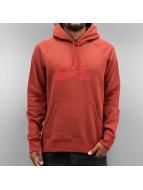 Nike SB Bluzy z kapturem SB Icon Dots czerwony