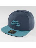 Nike SB Casquette Snapback & Strapback SB Icon bleu