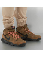 Nike SB Chaussures montantes Dunk High brun