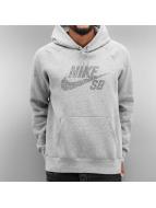 Nike SB Hoody SB Icon Dots grijs
