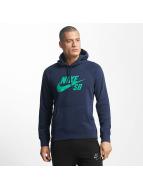 Nike SB Mikiny SB Icon modrá
