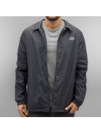 Nike SB Shield Coaches Jacket Black/Cool Grey