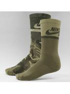 Nike SB Ponožky Energy Crew Skateboarding 2-Pack pestrá