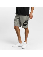 Nike SB shorts Sunday grijs