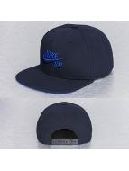 Nike SB snapback cap Icon blauw