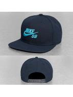 Nike SB snapback cap SB Icon blauw