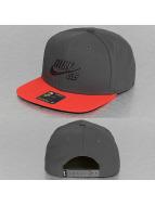 Nike SB Snapback Cap SB Icon grau