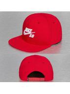 Nike SB Snapback Cap SB Icon rot