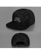 Nike SB Snapback Cap Swarm Perf schwarz