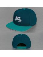 Nike SB Snapback Cap Icon türkis