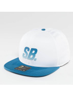 Nike SB Dry Snapback Cap White/Industrial Blue/Mica Blue