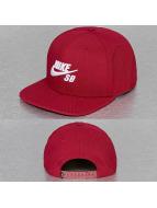 Nike SB Snapback Capler SB Icon kırmızı