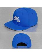 Nike SB Snapback Caps SB Icon blå